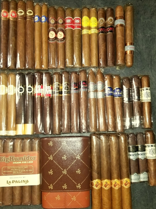 45 Super Cigar Sampler