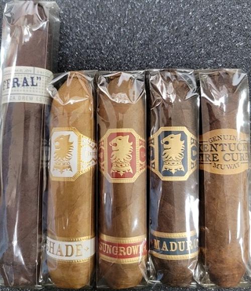 Drew Estate 5 Little Pig Cigar Sampler