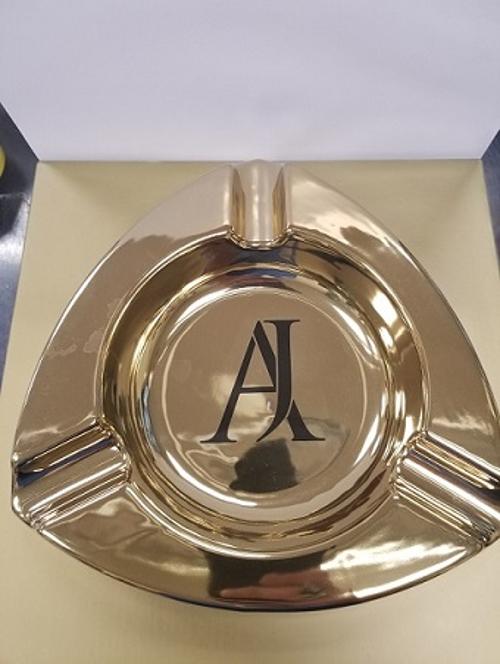 AJ Fernandez Gold Ashtray