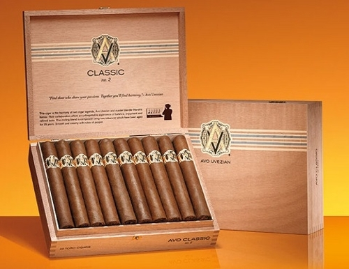 Avo No. 5 (Churchill)(Box 20)