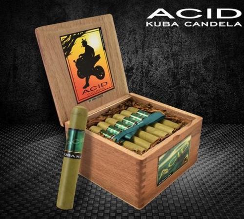 Acid Kuba Kuba GREEN (Robusto)