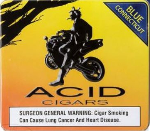 Acid Krush Blue Connecticut Tins SAVE $10