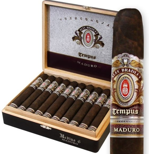 Alec Bradley Tempus Maduro Magistri (Gordo) DISCONTINUED BUT STILL IN STOCK