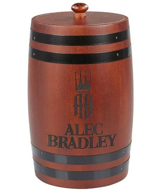 Alec Bradley Firkin Barrel Humidor