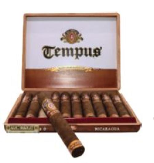 Alec Bradley Tempus Nicaragua Medius 6 (Toro) Box 10