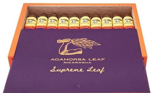 Aganorsa Supreme Leaf Corojo Torpedo