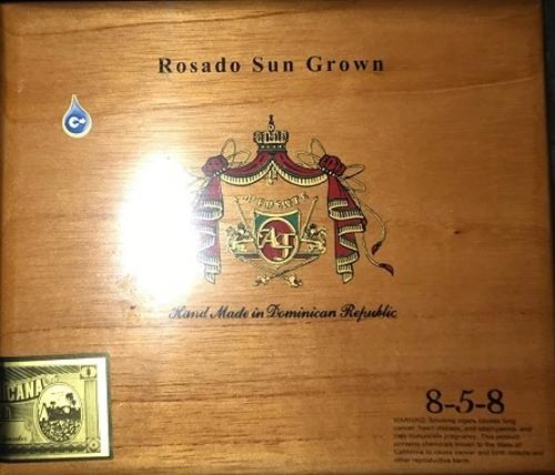 Arturo Fuente Sungrown Rosado 858 (Box 20) LIMITED