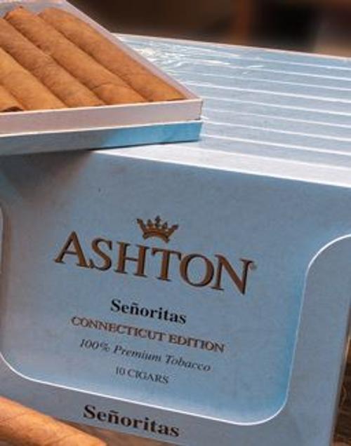 Ashton Senorita Connecticut (10 boxes of 10)