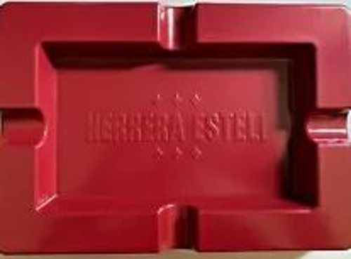 Group A Herrera Esteli Red Ashtray.........with Qualifying Purchase Only!