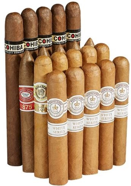 Big Brand 20 Cigar Sampler