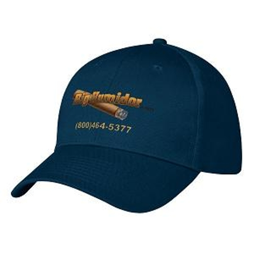 Bighumidor Embroidered Blue Hat
