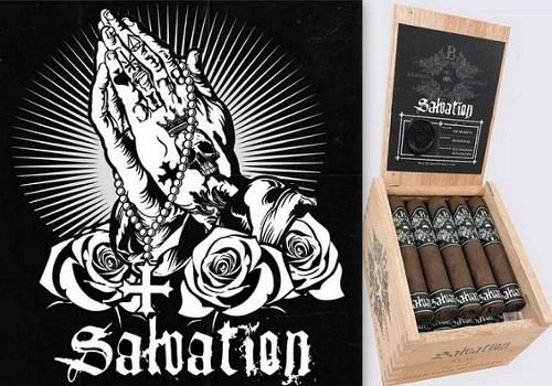 Black Label Trading Salvation 660 Gordo