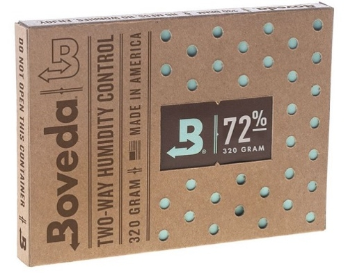 Boveda 320 Gram Humidi Pack 72% Two Way Humidification