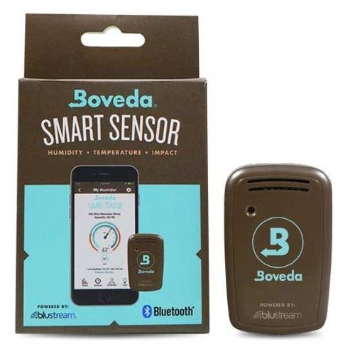 Boveda Butler (Smart Sensor Kit) Hygrometer with Bluetooth NEW!!!!