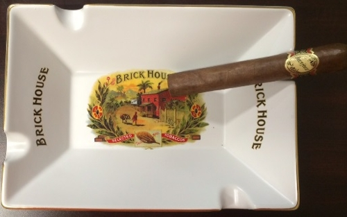 Brick House 4 Cigar Ashtray