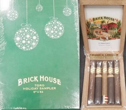 Brick House Holiday Toro Sampler
