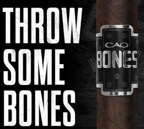 CAO Bones Blind Hughie (Toro) 5 Pack