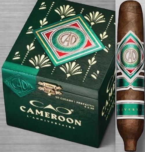 CAO Anniverary Cameroon Perfecto (NEW SIZE)