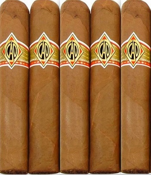 CAO Gold Double Robusto 5 Pack SAVE $10
