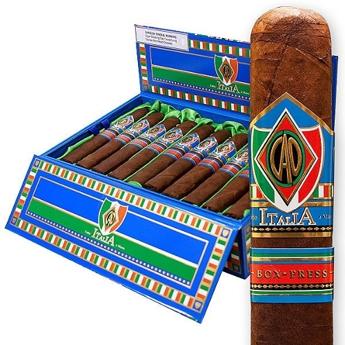 CAO Italia Piccolos (5 Tins of 10) WELL AGED!!