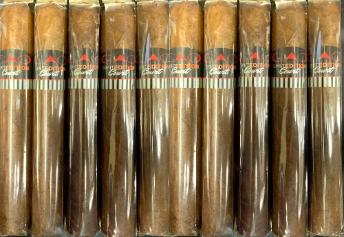 CAO Limted Edition Court 10 Pack