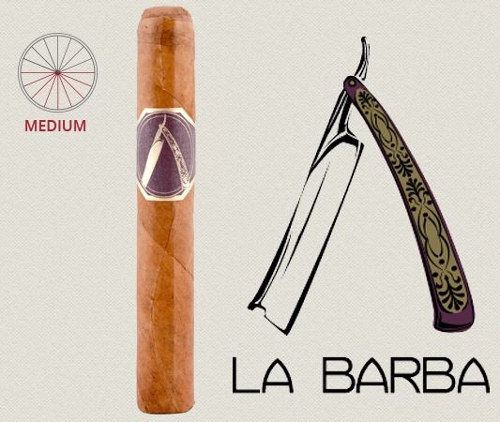 Caldwell La Barba Purple 6 by 60 Gordo