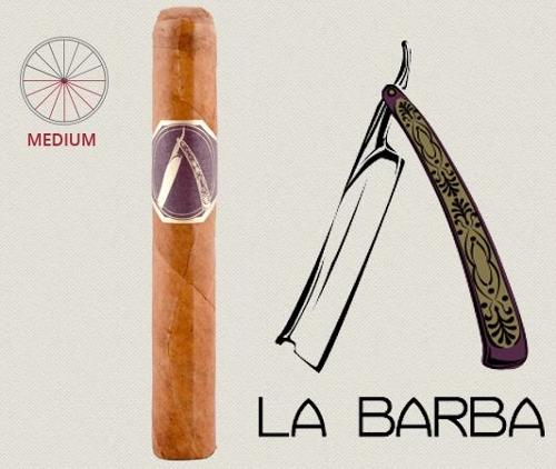 Caldwell La Barba Purple 6 by 60 Gordo