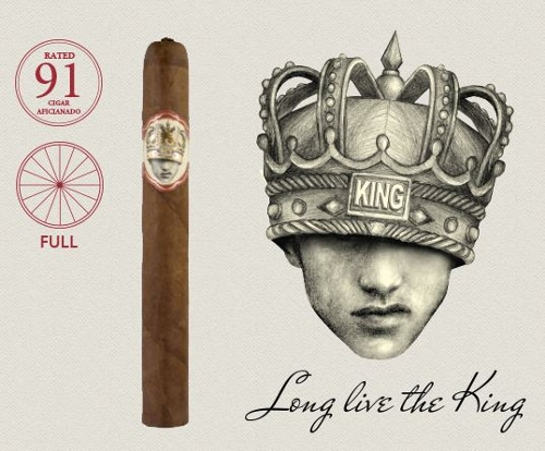 Caldwell Long Live the King Petit Double Wide Short Churchill (Toro)