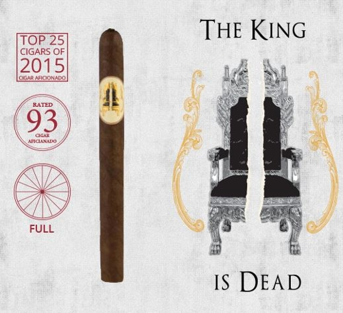 Caldwell King is Dead Premier (Robusto)