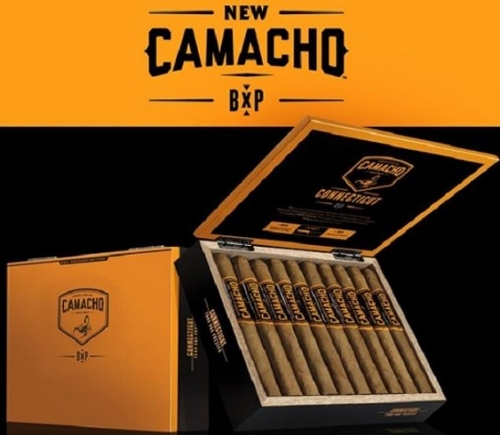 Camacho Connecticut BXP Robusto
