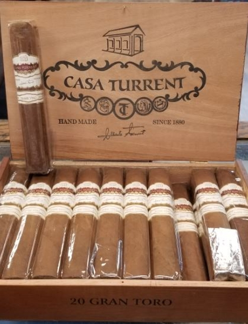 Casa Turrent 1942 Gran Robusto (Toro) SAVE $20