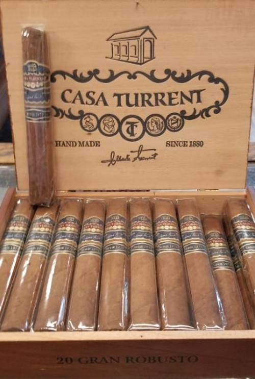 Casa Turrent 1973 Gran Robusto (Toro) SAVE $20
