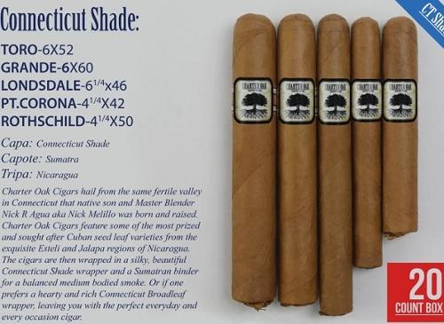 Charter Oak Shade Toro