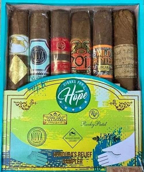 Cigars for Hope Honduras Sampler