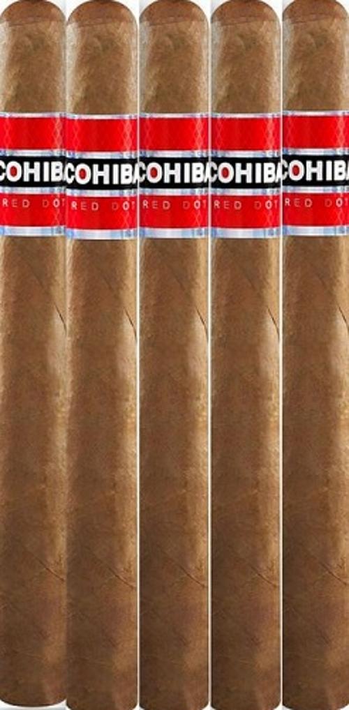 Cohiba Churchill 5 pack