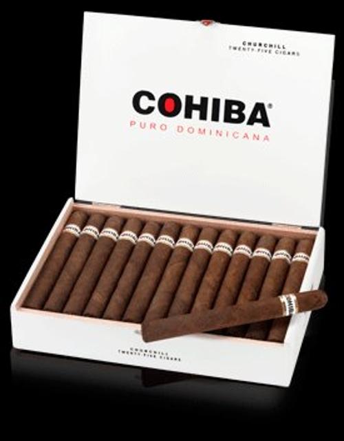 Cohiba Puro Dominicana Corona