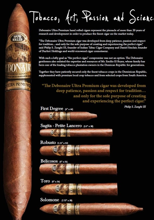 Debonaire Maduro First Degree