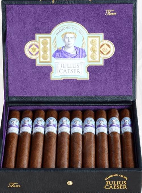 Diamond Crown Julius Caesar Churchill