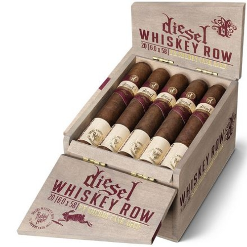 Diesel Whiskey Row Sherry Cast Robusto