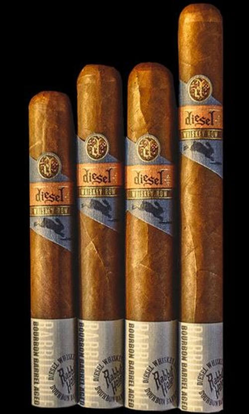 Diesel Whiskey Row Robusto