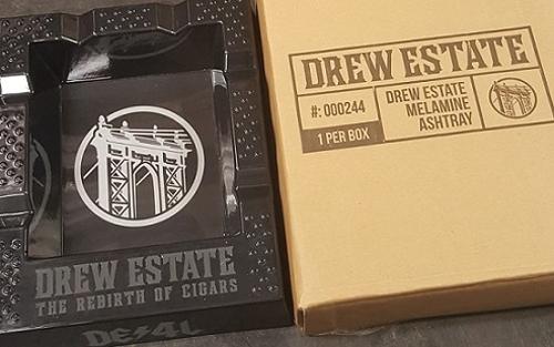 Drew Estate Melamine Ashtray