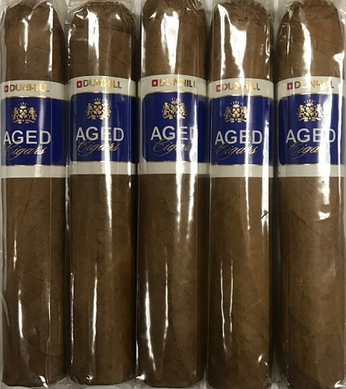 Dunhill Aged Romanas (Robusto) 5 Pack
