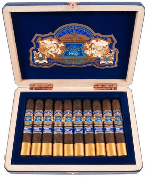 E.P. Carrillo Pledge Prequel (Top Cigar for 2020)