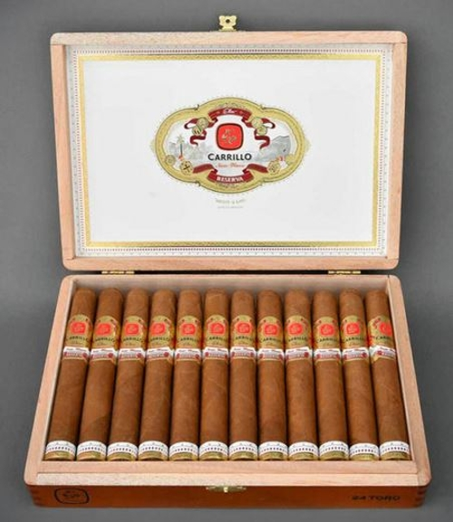EP Carrillo New Wave Reserva Toro