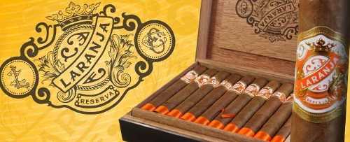 Espinosa Laranja Reserva Caixa (Box Pressed Churchill)