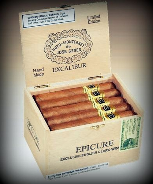 Excalibur Epicure Natural (Robusto)