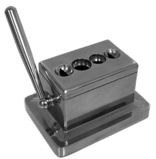 Quad Stainless Cigar Cutter