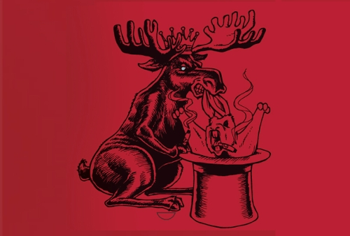 Foundry Chillin' Moose Too Robusto (Red Box)