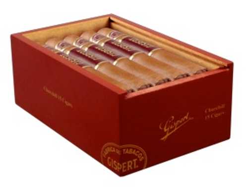 Gispert Churchill (Box 25)