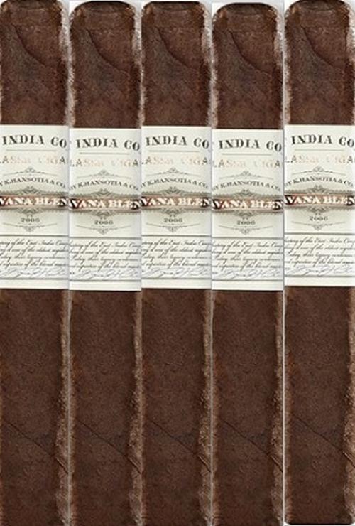 Gurkha Classic Havana Blend Toro 5 Pack Sampler